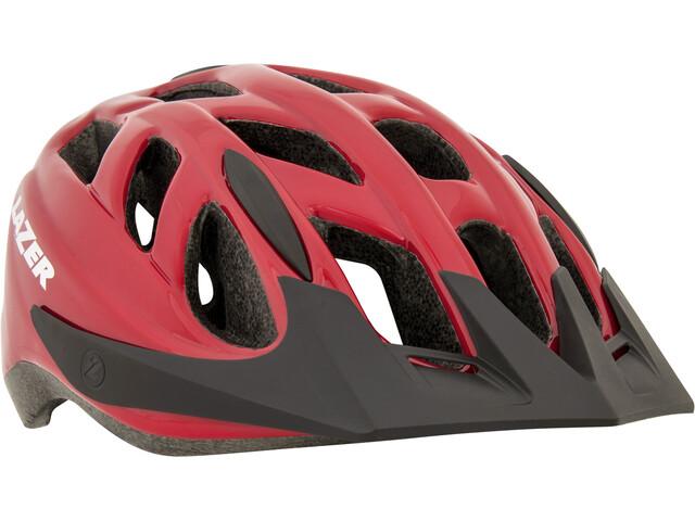 Lazer Cyclone Helmet red